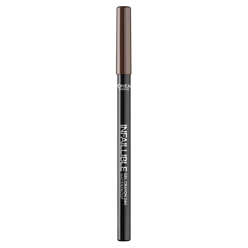 L'Oreal Infallible Gel Crayon Waterproof - Browny Crush