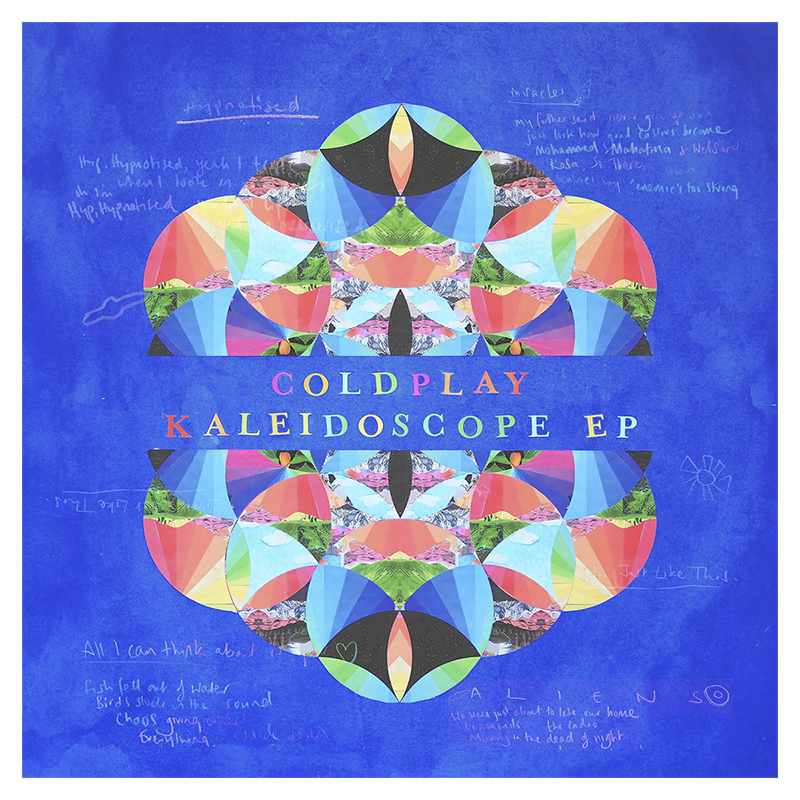 Coldplay - Kaleidoscope (EP) - CD