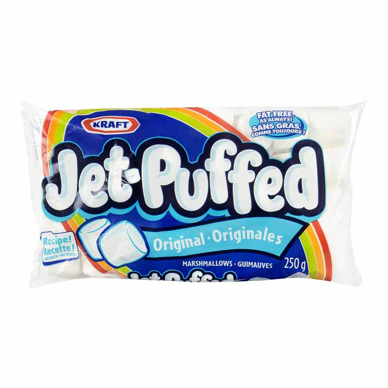 Kraft Jet-Puffed Marshmallows - Original - 250g