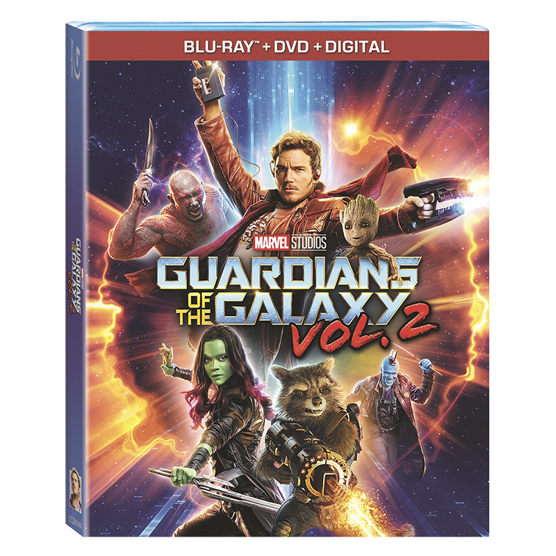 Guardians of the Galaxy: Vol. 2 - Blu-ray Combo