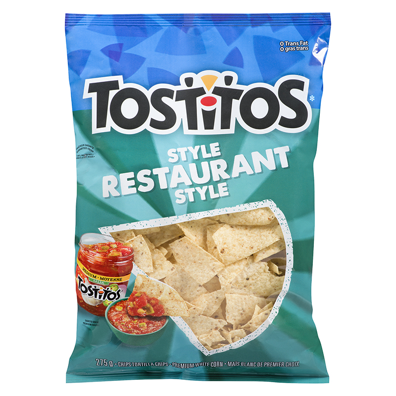 Tostitos Restaurant Style Tortilla Chips - 275g