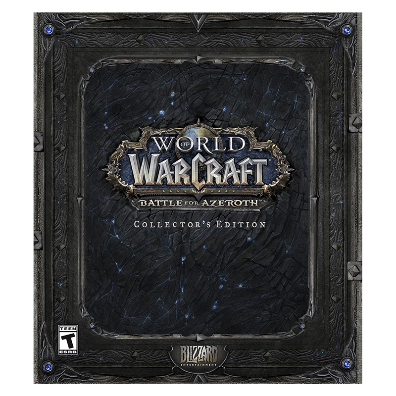 PC World Of Warcraft: Battle For Azeroth - Collector's Edition