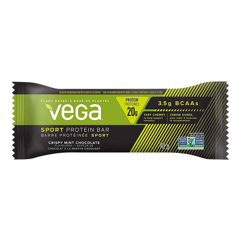 Vega Sport Protein Bar - Crispy Mint Chocolate - 70g
