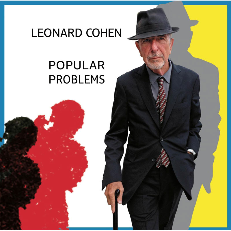 Leonard Cohen - Popular Problems - CD