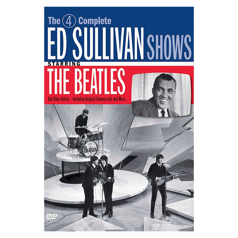 The Beatles - The Complete Ed Sullivan Shows Starring The Beatles - 2 DVD