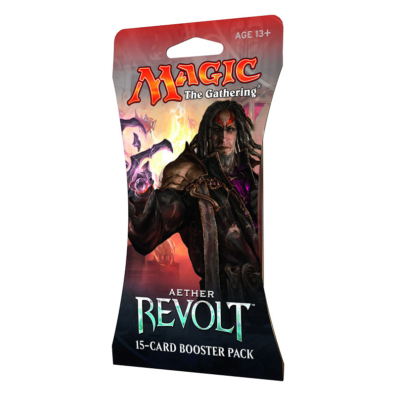 Magic The Gathering Aether Revolt Blister Pack