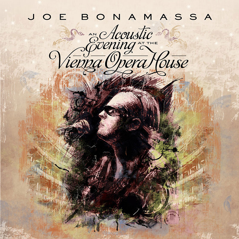Joe Bonamassa - An Acoustic Evening At The Vienna Opera House - CD