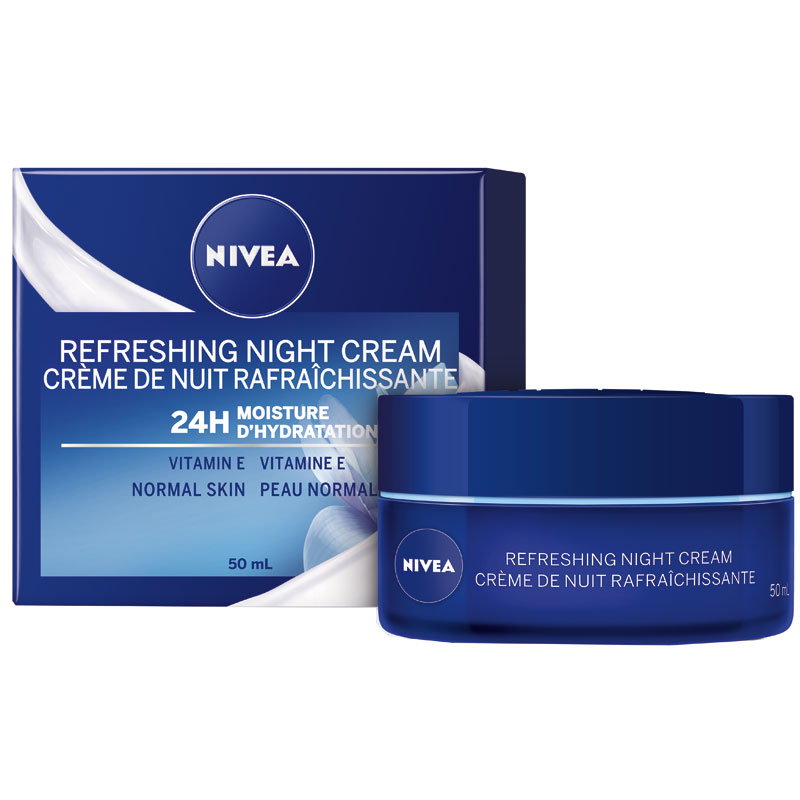 Nivea Visage Aqua Effect Moisturizing Night Care - 50ml