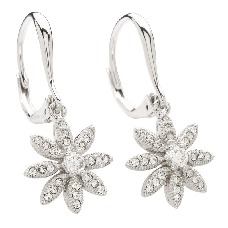Eliot Danori Flower Costume Earrings