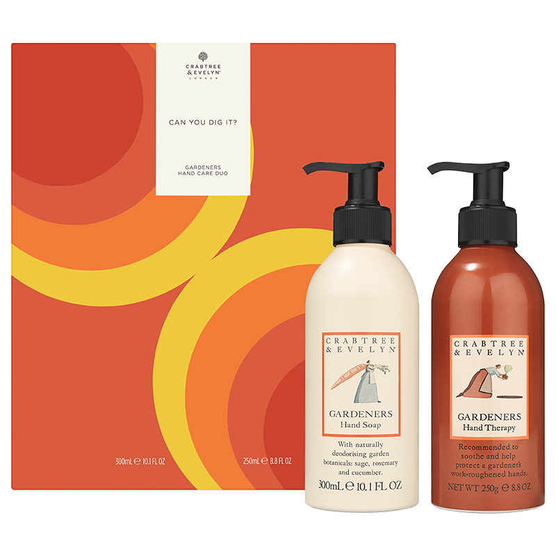 Crabtree & Evelyn Can You Dig It? Gardeners Hand Care Duo - 2 piece