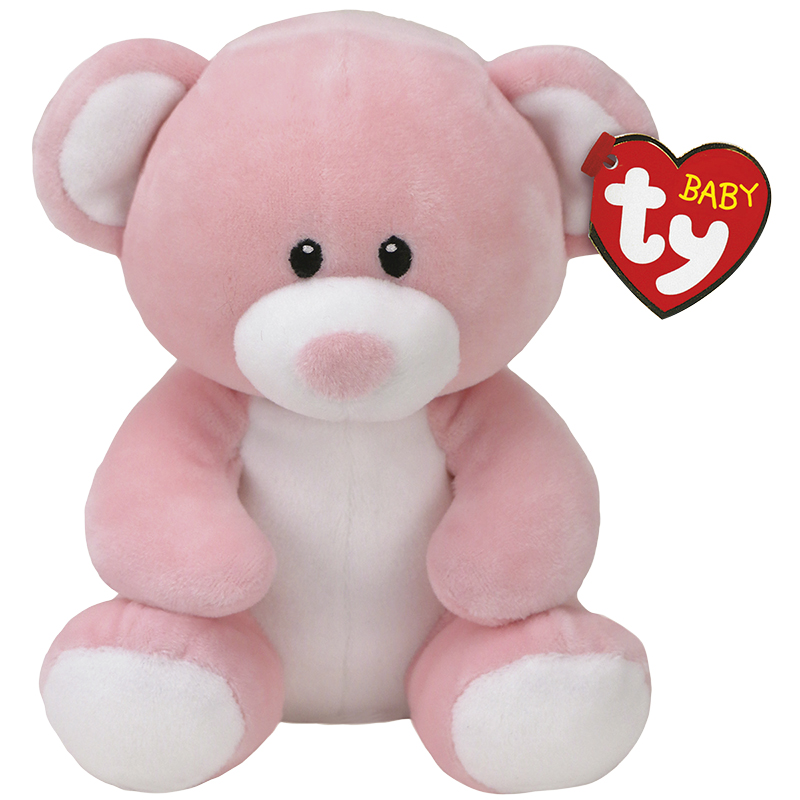 Ty Baby - Princess the Pink Bear