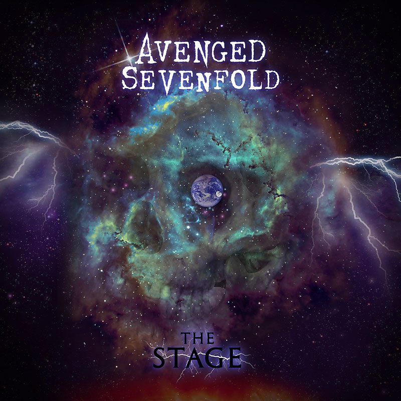 Avenged Sevenfold - The Stage - CD