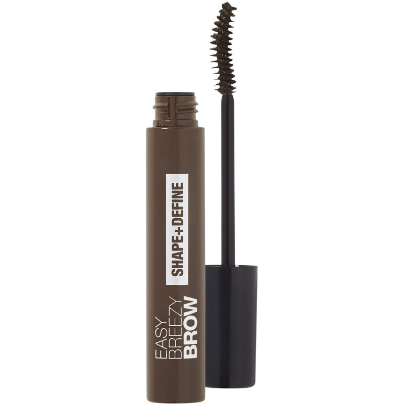 CoverGirl Easy Breezy Brow Shape & Define Brow Mascara - Rich Brown