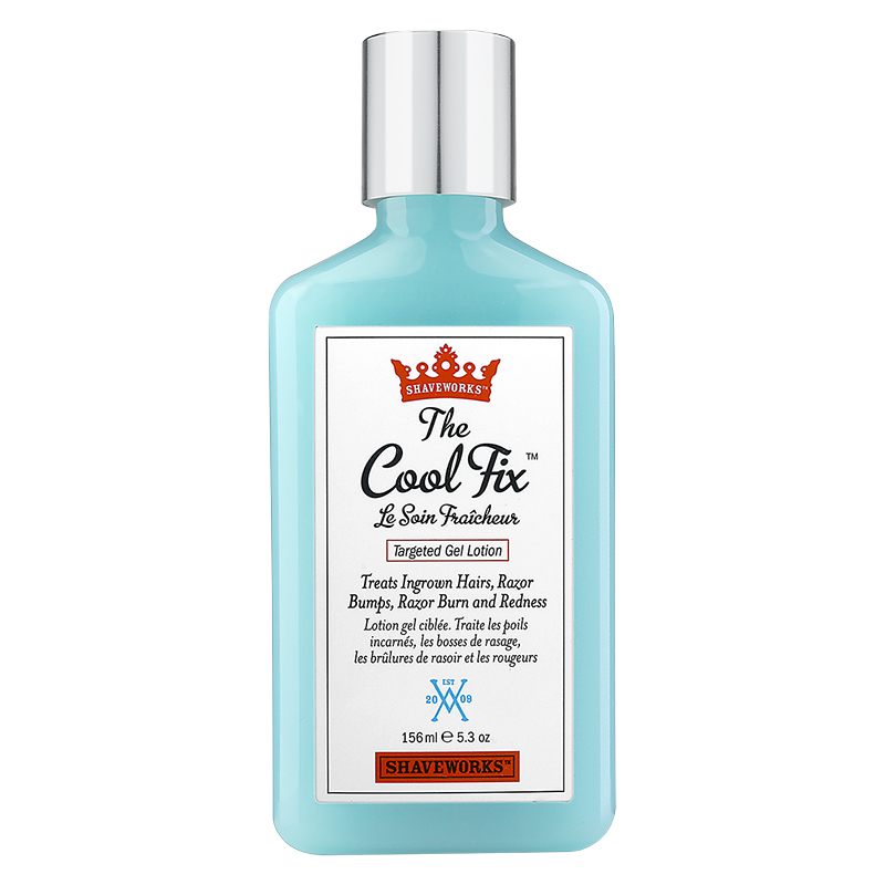 Shaveworks The Cool Fix Targeted Gel Lotion - 156ml