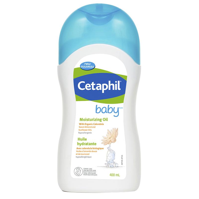 Cetaphil Baby Moisturizing Oil 400ml London Drugs