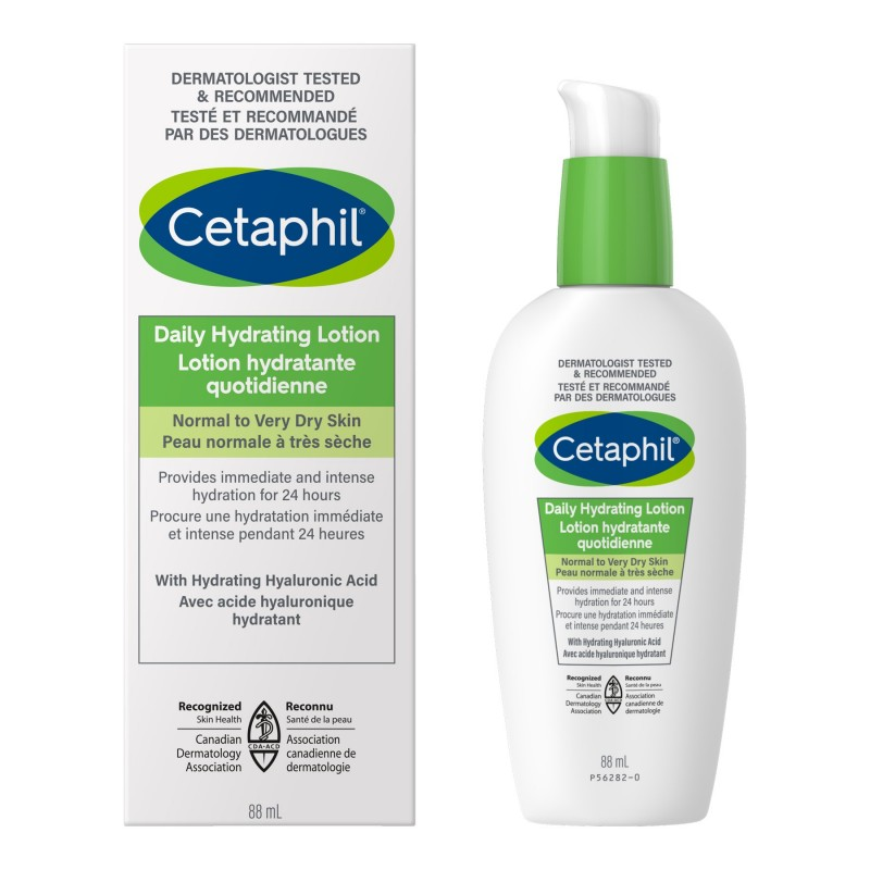 Cetaphil Daily Hydrating Lotion - 88ml