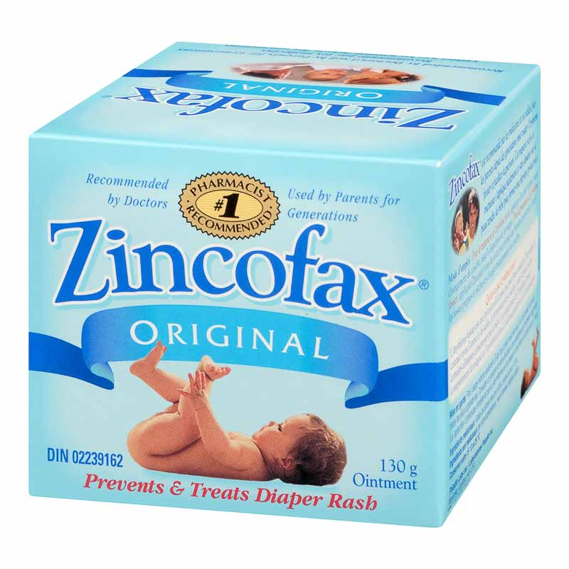 Zincofax Original Cream - 130g