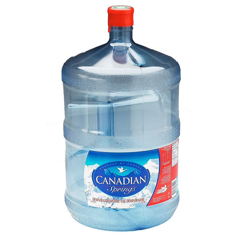Canadian Springs Water - 18.5L