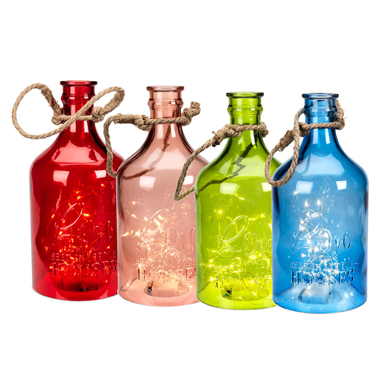 London Drugs LED Cut Coloured Lamp - Assorted