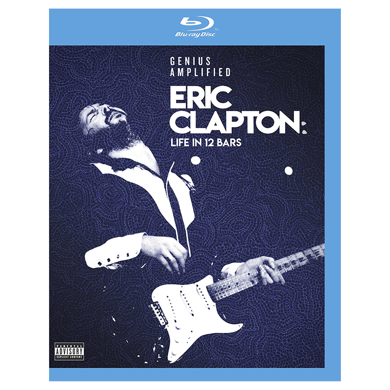 Eric Clapton - Life In 12 Bars Soundtrack - Blu-ray