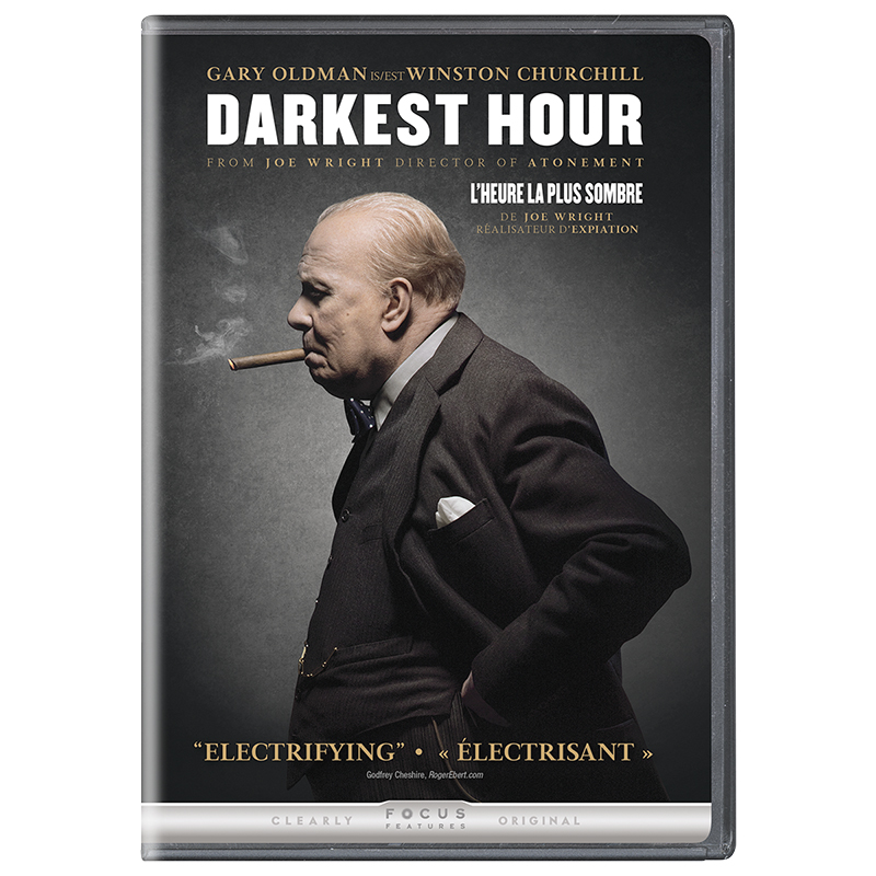 Darkest Hour (2017) - DVD
