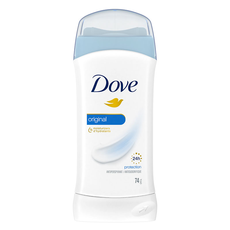 Dove Invisible Solid Anti-Perspirant Stick - Original - 74g
