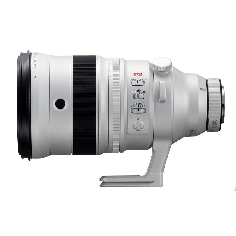 Fujifilm XF200mm F2 0 R LM OIS WR Telephoto Lens with XF1 4X TC F2 WR  Teleconverter