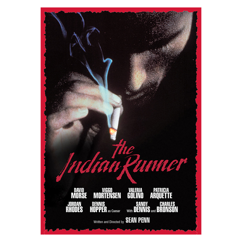 The Indian Runner (1991) - DVD