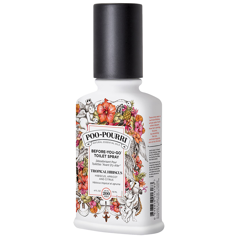 Poo-Pourri Before-You-Go Toilet Spray - Tropical Hibiscus - 118ml