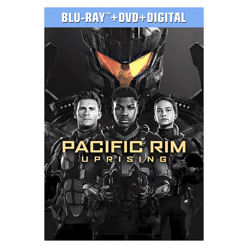 Pacific Rim Uprising - Blu-ray