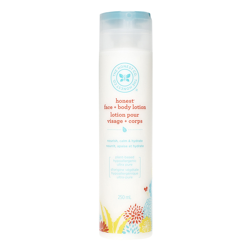 The Honest Company Honest Face and Body Lotion - 250ml