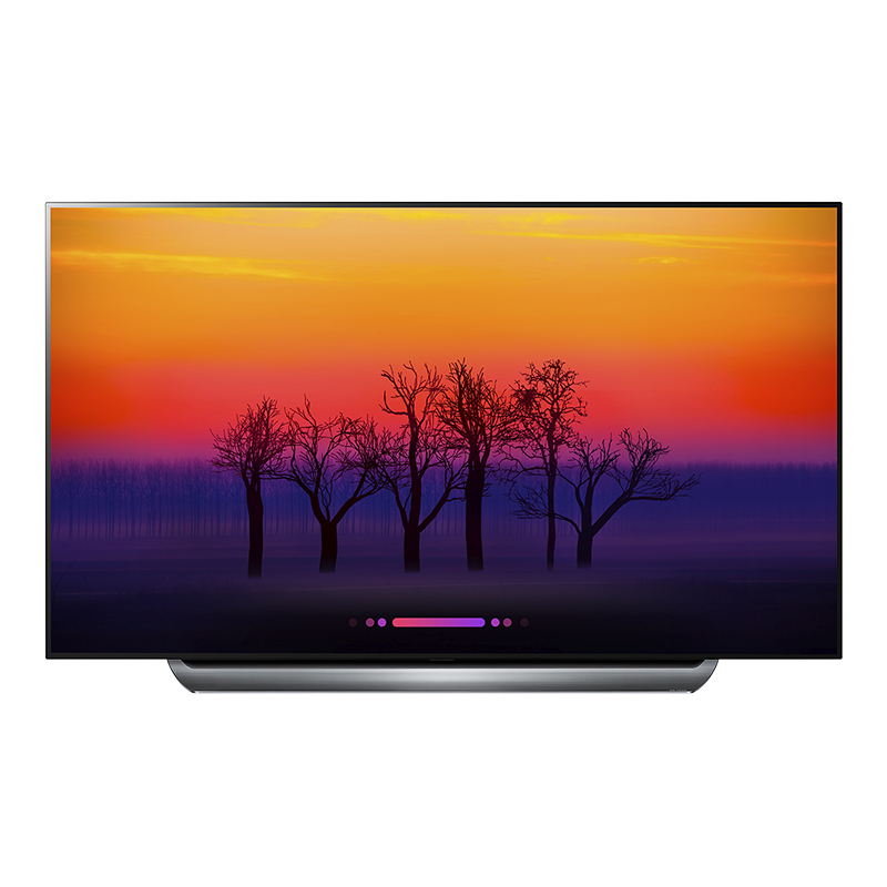 LG 77-in OLED 4K UHD Smart TV with webOS 4.0 - OLED77C8P