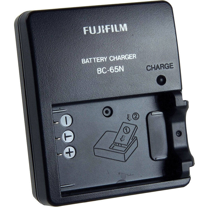 Fuji BC-65N Charger for NP-95 Battery