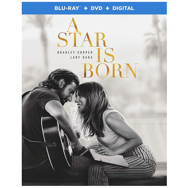 A Star Is Born (2018) - Blu-ray