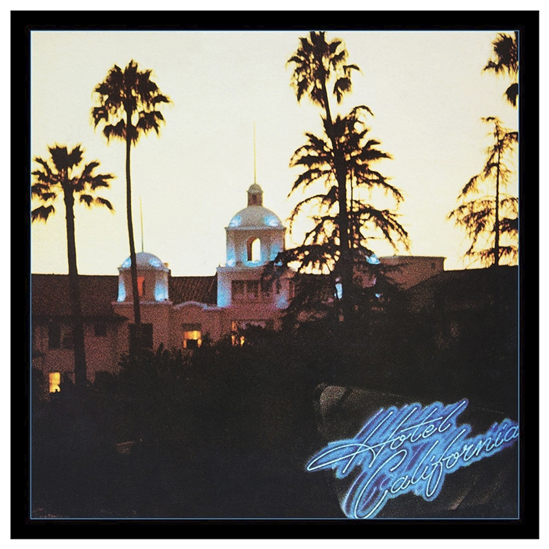 Eagles Hotel California 40th Anniversary Remastered Edition Cd