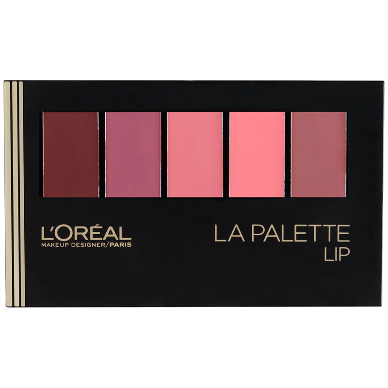 L'Oreal Colour Riche La Palette Lip - Beige