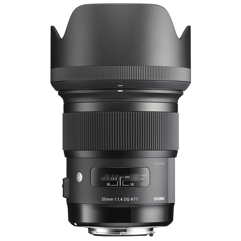 Sigma A 50mm F1.4 DG HSM Lens for Sony - A50DGHSE