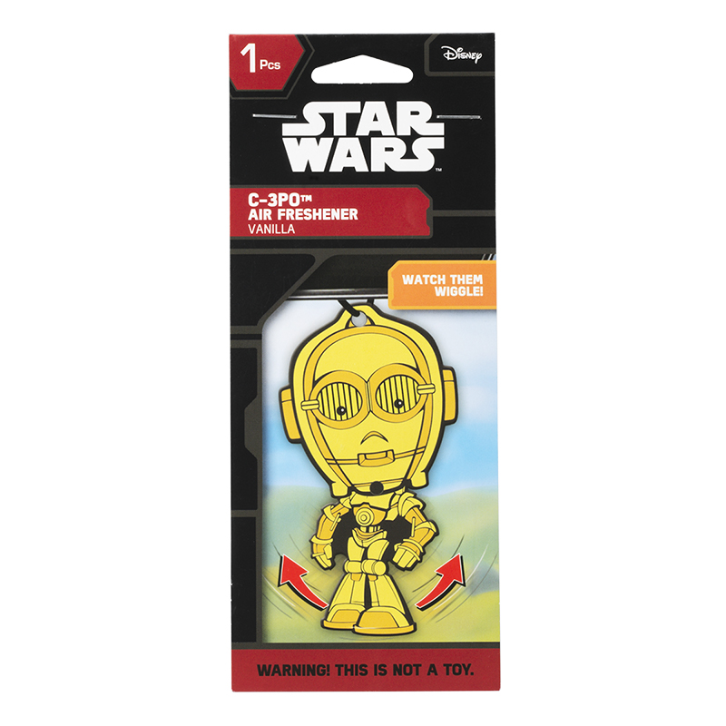 Star Wars Air Freshener - C3P0