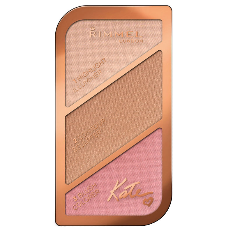 Rimmel Kate Sculpting Palette - Golden Sands