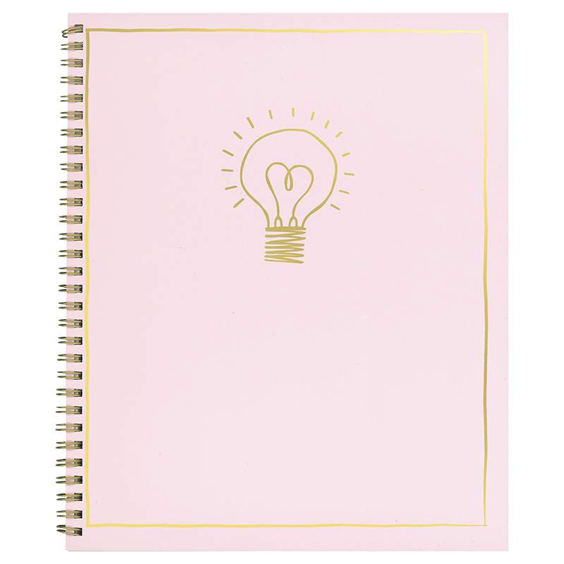 Emma Wire Notebook - Assorted