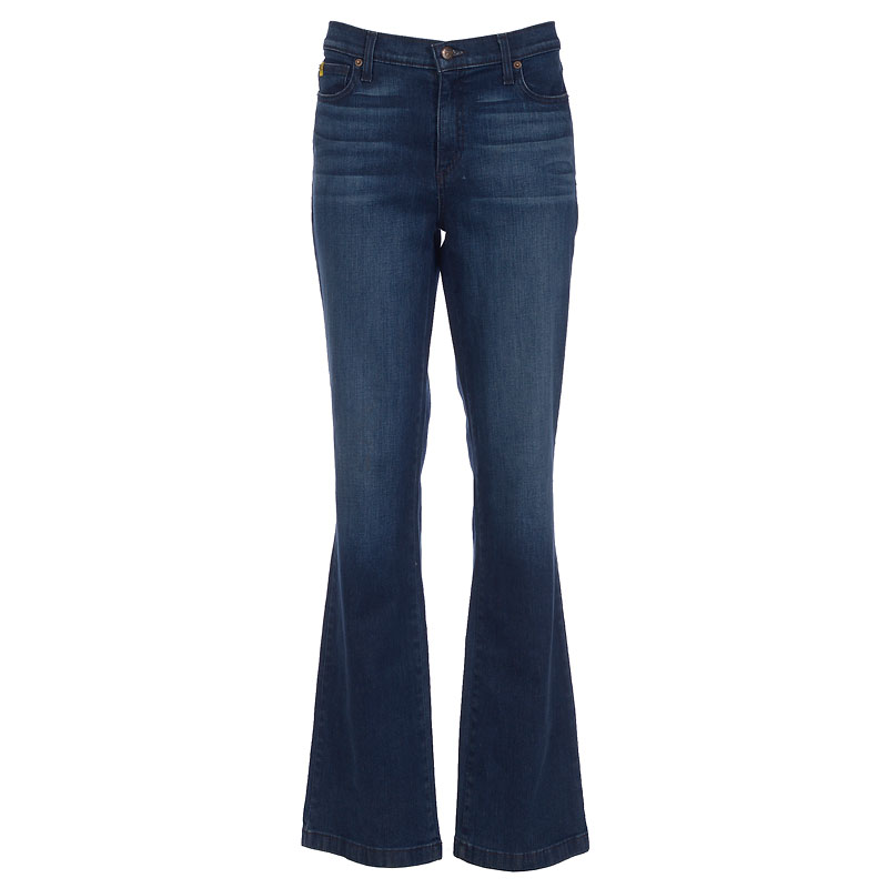 Yoga Denim Jeans - Blue - Size 10