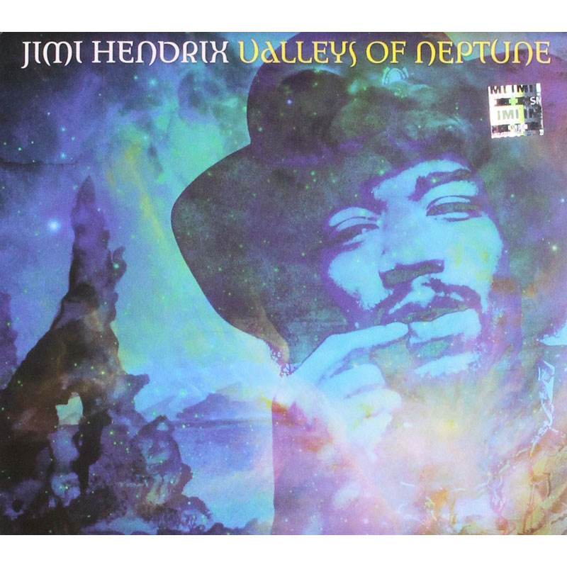 Jimi Hendrix - Valleys Of Neptune - CD
