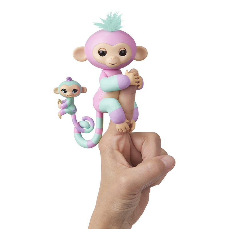 Wowwee Fingerlings - Ashley & Chance