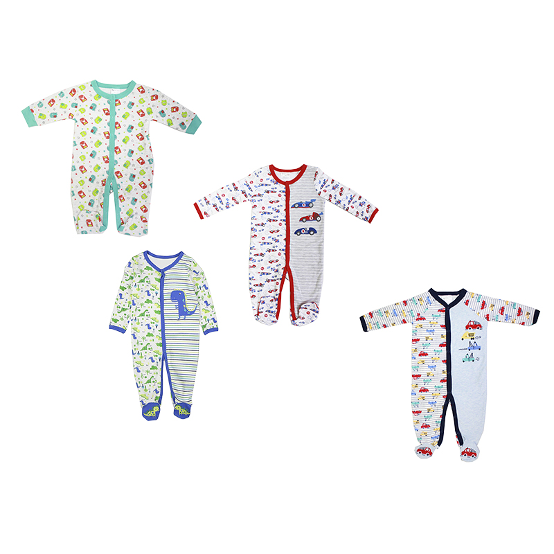 Baby Mode Coverall - Boys - 0-9 months - Assorted