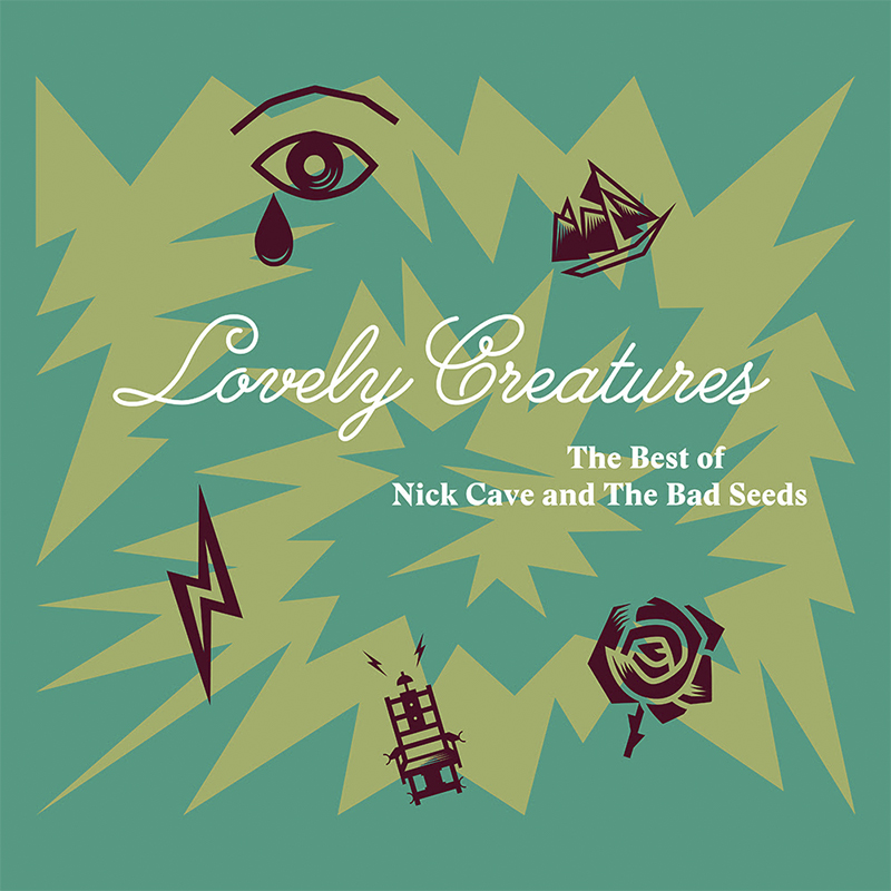 Nick Cave and The Bad Seeds - Lovely Creatures: The Best of Nick Cage and The Bad Seeds - 2 CD