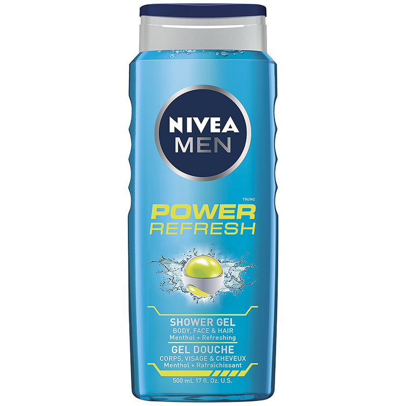 Nivea Men Shower Gel - Power Refresh - 500ml