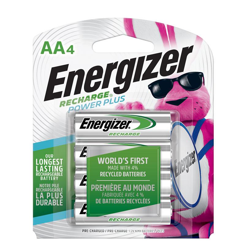 Energizer Nimh Battery Aa Nh15bp4