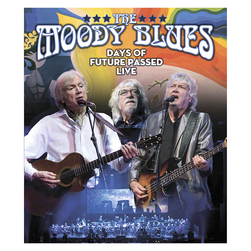 The Moody Blues - Days Of Future Passed - Live - DVD