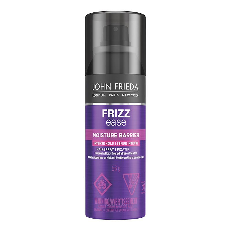 John Frieda Frizz-Ease Moisture Barrier Firm Hold Hairspray - 56g