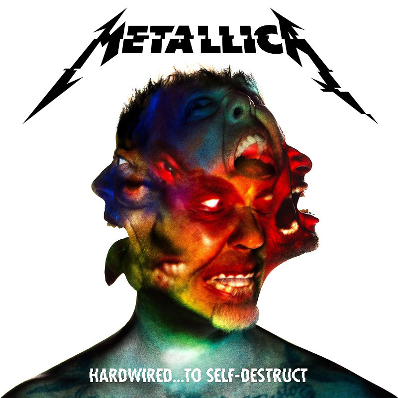 Metallica - Hardwired... To Self-Destruct - 2 CD